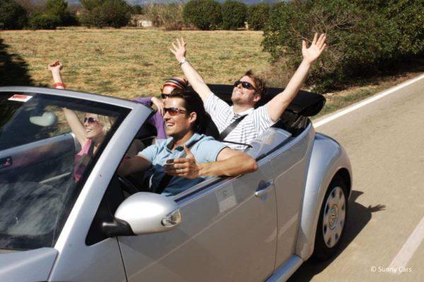 Sunny Cars: een huurauto zonder zorgen
